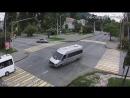 Авария в Сухуми.