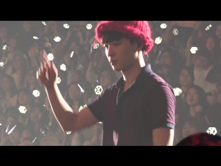[FANCAM] 160318 EXOPLANET #2 - The EXO'luXion in Seoul [dot] @ EXO's Lay - Girl X Friend + Unfair