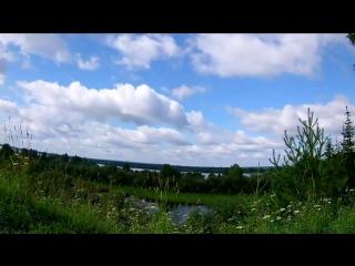 Уральские красоты (таймлапс eken h9r)