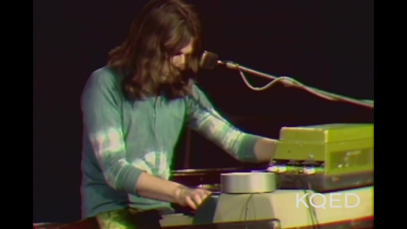 Pink Floyd 1970 - KQED - Astronomy Domine (Unrealesed)