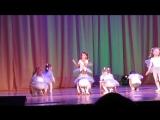 Отчетный концерт танцевальной группы