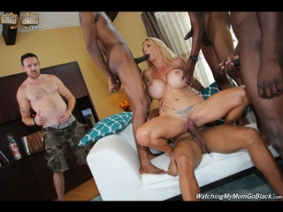 Brooke tyler – watching my mom go black