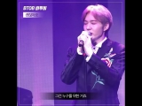 OTHER 13.11.2017 Песня BTOB 'It's Okay' в 'Best 5 Cheering Song for 3rd Year High School Students' @ 1theK