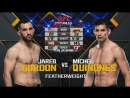 UFC Fight Night 112 Джаред Гордон vs Майкл Куинонес обзор боя