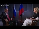 Интервью Владимира Путина журналистке телеканала NBC News 2017