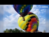 Ветер унес воздушный шар