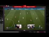 Финал турнира по киберфутболу от Федерации киберфутбола России в киберклубе МедиаМаркт Авиапарк