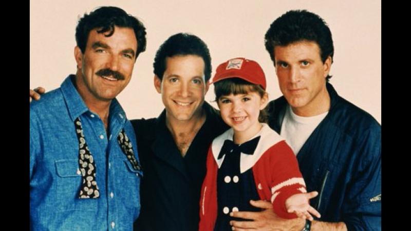 Трое мужчин и маленькая леди комедия в HD качестве