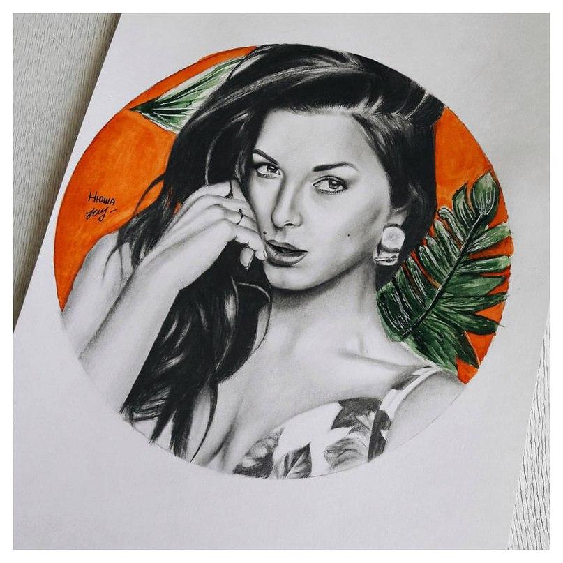 Настя Назарова  