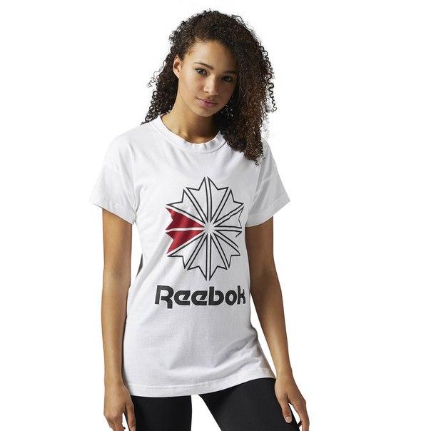 Футболка Reebok Classic Graphic