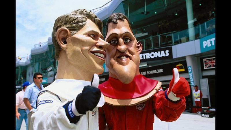 18.03.2001 г. Гран-При Малайзии,Сепанг. Гонка