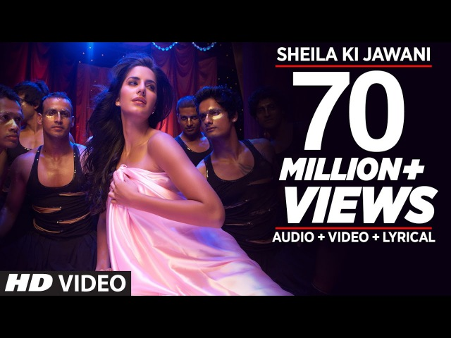 Sheila Ki Jawani Full Song | Tees Maar Khan (With Lyrics) Katrina Kaif