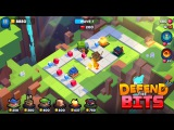 Defend The Bits Launch Trailer - NEW TOWER DEFENSE GAME 2017