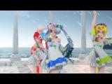 [MMD] ライアーダンス / Liar Dance(Miku,Teto,Rin)『4K』