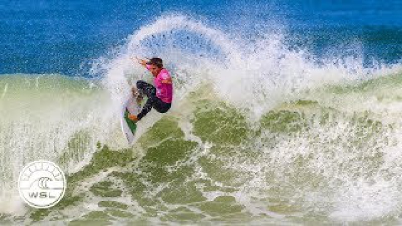 2017 Caraïbos Lacanau Pro Highlights: Awesome Surfing Graces Day Five