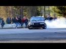 Best of BMW M5 E34 - BURNOUT, DRIFT, REVS!