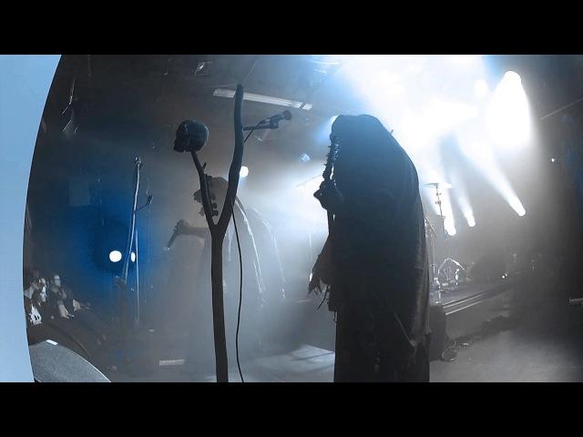 UNDEAD PROPHECIES - Choke on it - Live ( DEATH cover)