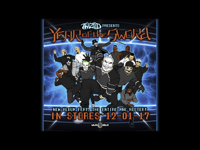 Year Of The Sword - Fxcked (The R.O.C., Boondox, Gorilla Voltage)