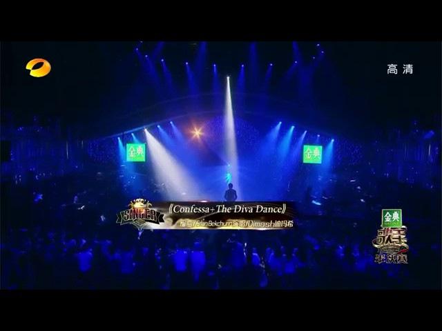 Полуфинал 12 тур - Димаш Кудайберген