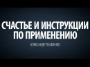 Счастье и инструкции по применению Александр Палиенко