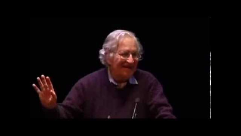 Noam Chomsky How To Talk To Women featuring Anarchism