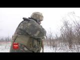 Бойовики бють по укранських позицях на всй лн розмежування