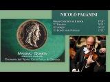 Niccolo Paganini Violin Concerto No. 6 (aka. No. 0) in E Minor, MS 75, Massimo Quarta