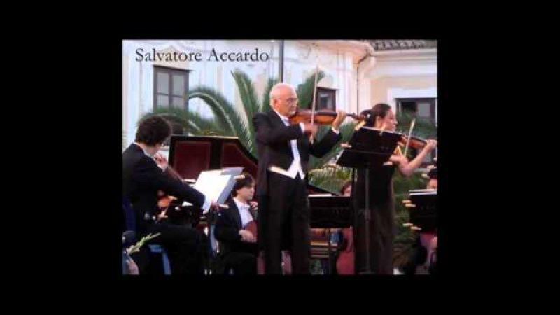 Salvatore Accardo Violin Concerto No 3 Max Bruch