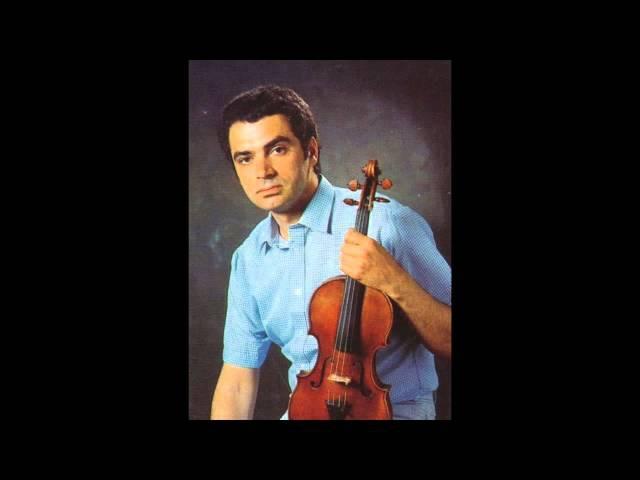 Philippe Hirschhorn and Elisabeth Leonskaja - Beethoven, Violin Sonata No.6