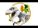 ЛЕГО ДИНОЗАВРЫ СБОРНИК все серии подряд для детей. Динозавры ГИБРИДЫ, РЫБАЛКА...П...
