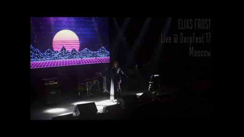 Under our spell Finnish folk cover by Elias Frost Live @Derpfest