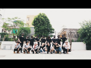 BTS(방탄소년단) _ FIRE (불타오르네) - Dance cover by Oops! Crew from Vietnam