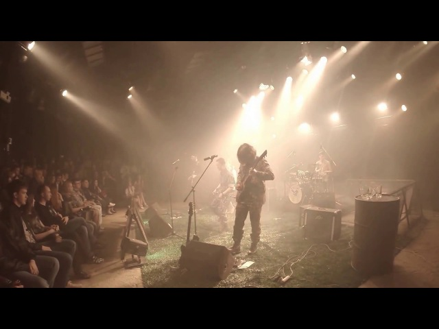 Flyin Up — Green Jagger (Live at Ilhom Rock Fest, 2015)