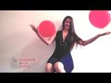 Bonus Behind Scene VLog Footage Hot Girl Looner Finger Nail To Pop & Pin To Pop Balloons For Fun