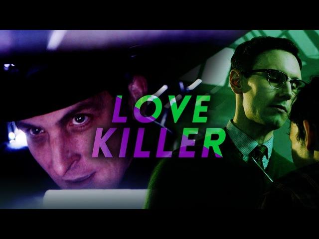 Edward/oswald | love killer
