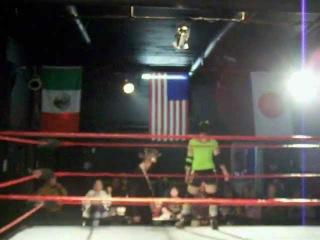 NWA Women's World Title Match:Tasha Simone vs 'Calm Like a Bomb' Pandora w/ Wicked Nemesis