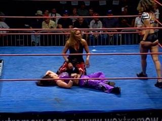 Female Wrestling's Most Violent Brawls 23