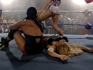 Female Wrestling's Most Violent Brawls 24