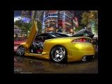 Need for Speed Underground 2 - Mitsubishi Motors Eclipse