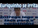 Veja o que Euriquinho fala após gol polêmico do Corinthians contra o Vasco