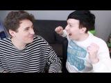 man abuses boyfriend with marshmallows