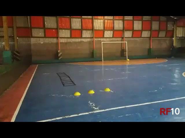 SAYAN FUTSAL FAMILY - Examples of futsal exercises