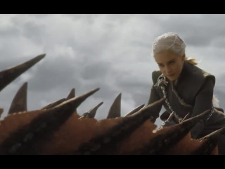 Daenerys at the operation in Dunkirk