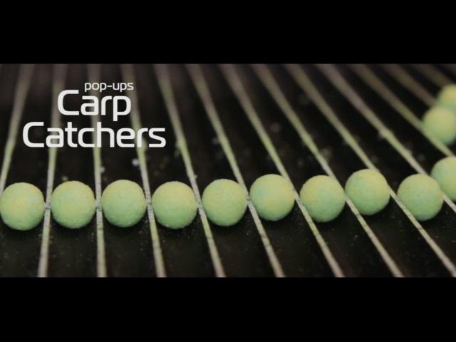 Carp Catchers - Acid PearBergamot Pop-ups