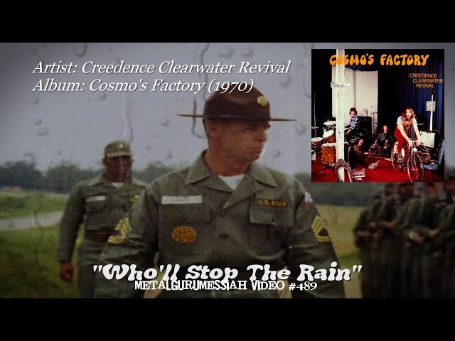 Who'll Stop The Rain Creedence Clearwater Revival 1970 96KHz 24bit FLAC ~MetalGuruMessiah~