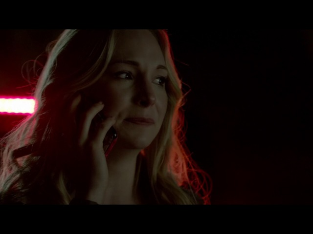 Дневники вампира 8 сезон 16 серия - Кэролайн прощается со Стэфаном HD