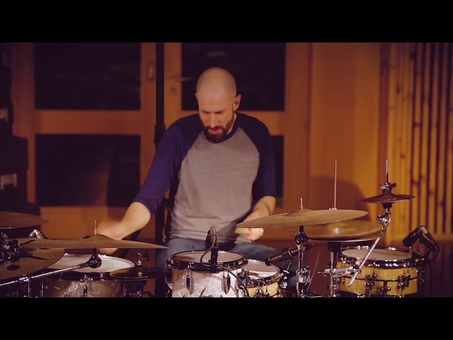 Benny Greb On Stewart Copeland