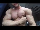 Bodybuilder Steel Is Going To Sit You Down and Make You Worship His Muscles