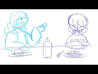 Sans' Song {Animation Practice}