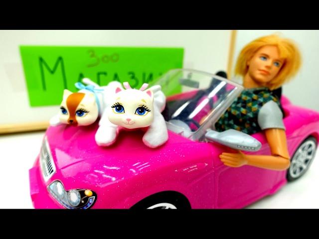 Мультик Барби: Кен выбирает подарок на годовщину свадьбы! Видео для девочек. Игр...
